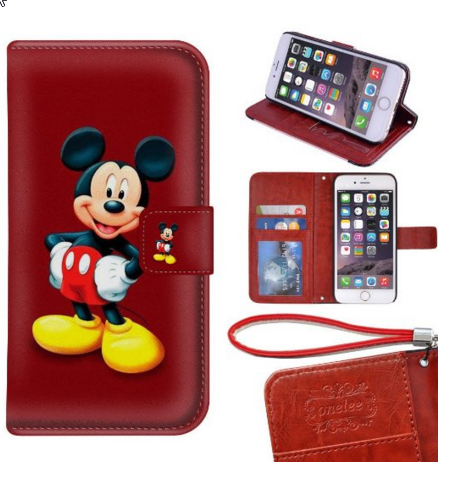 disney flip case iphone 7