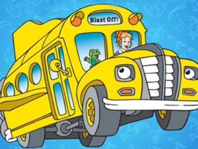 Pin On El Autobus Magico