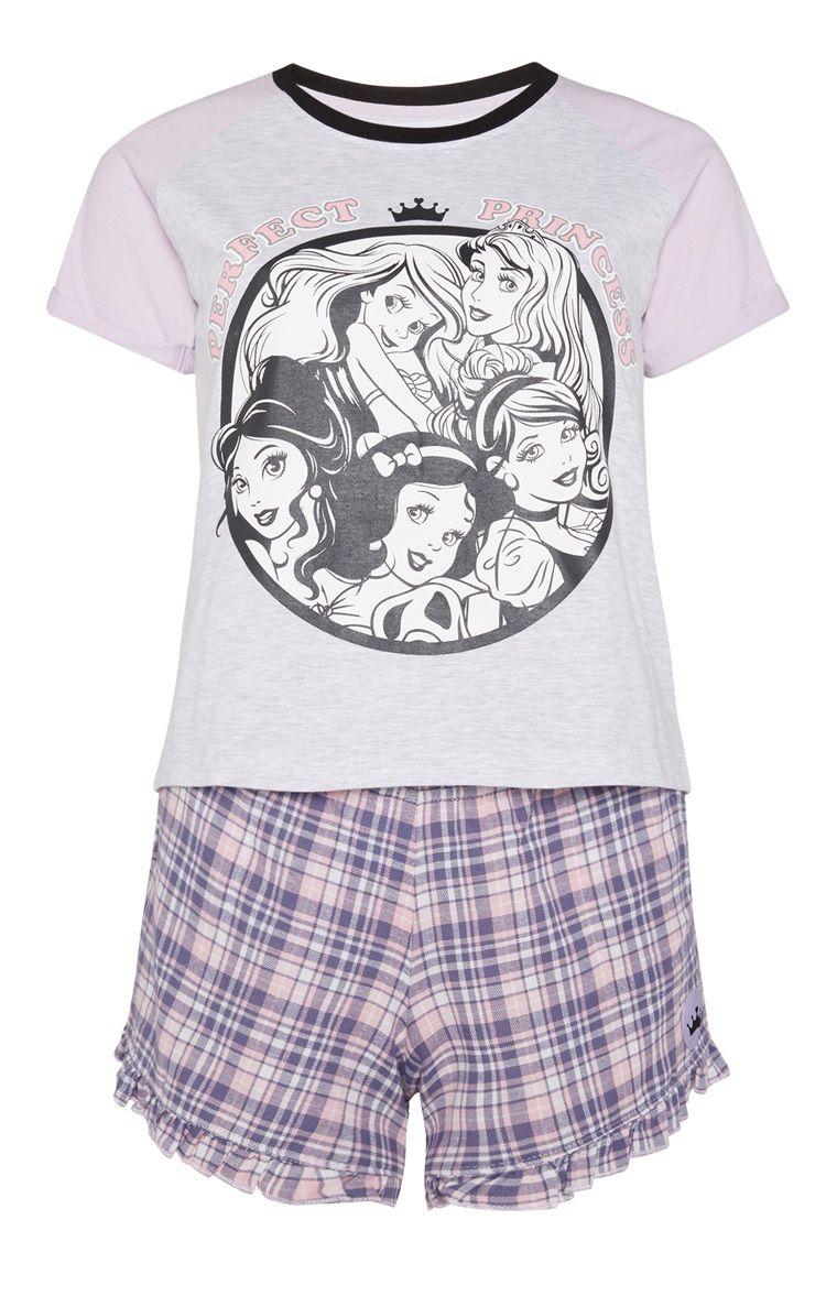 Primark - Disney Princess Pyjama Set | Disney, Pijama