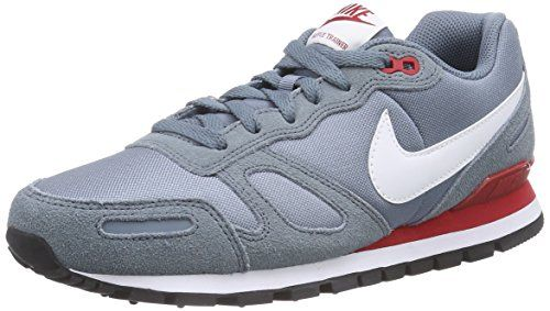 f85bd7c02aae ireland nike mens air waffle trainer blue graphitewhitegym red training  shoe 8 men us read more