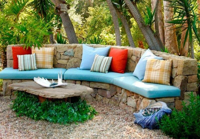 Perfekt Eine Schicke Garten Lounge Zum Relaxen Gestalten  Loungemöbel Und Deko