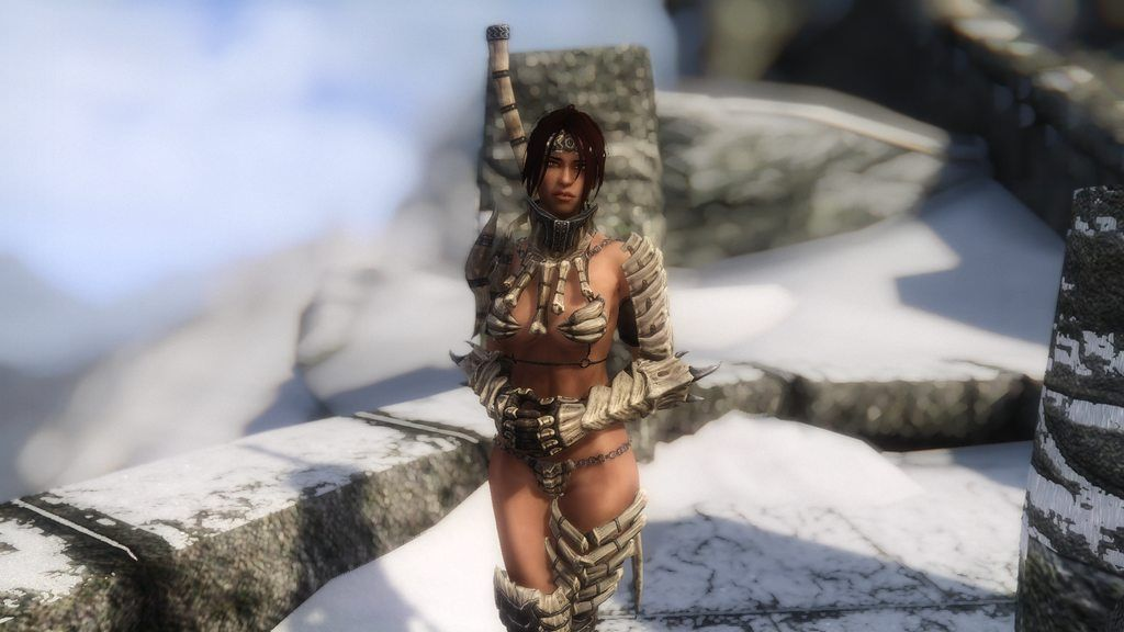 Legendary Armors Bikini
