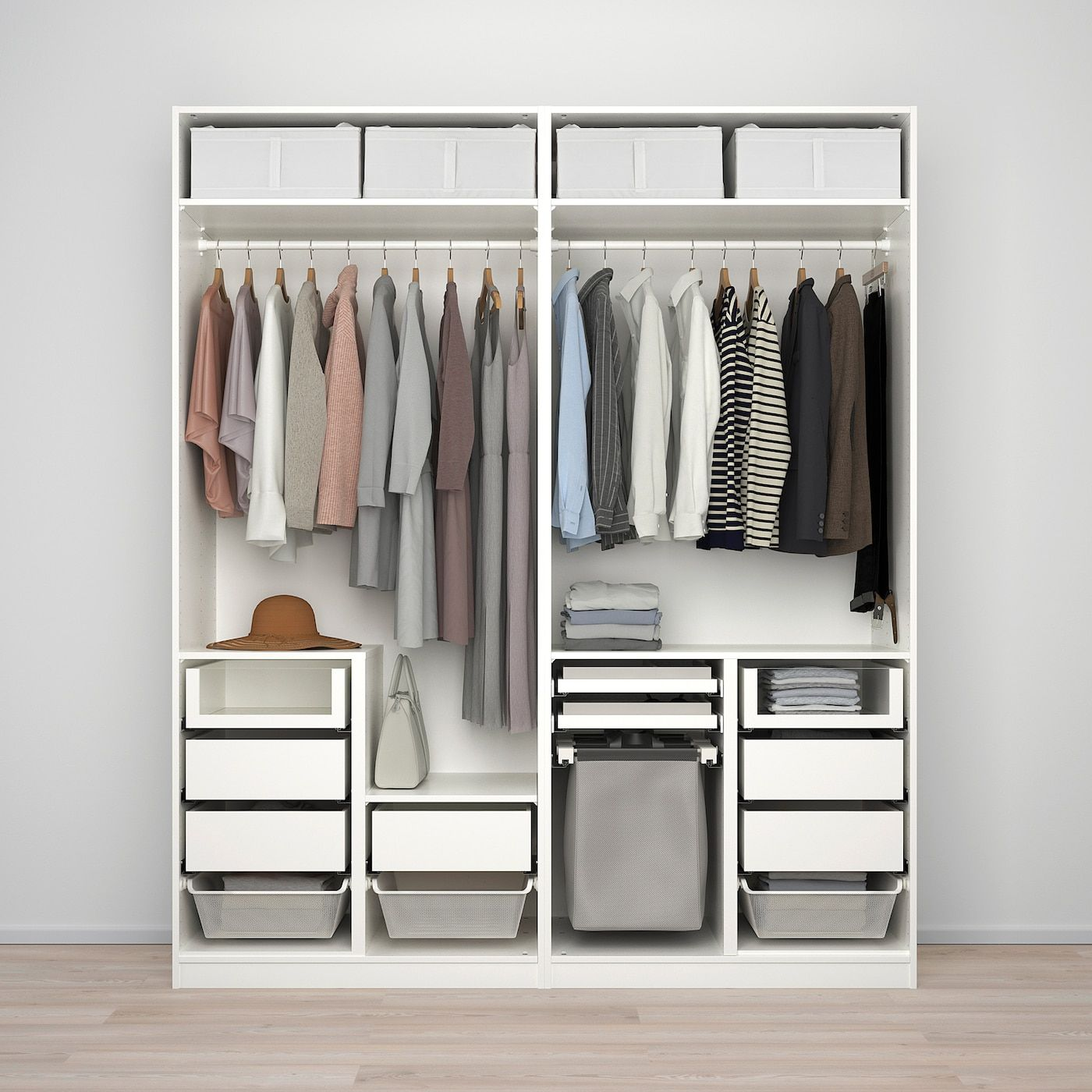Great Meuble Ikea Chambre Pax