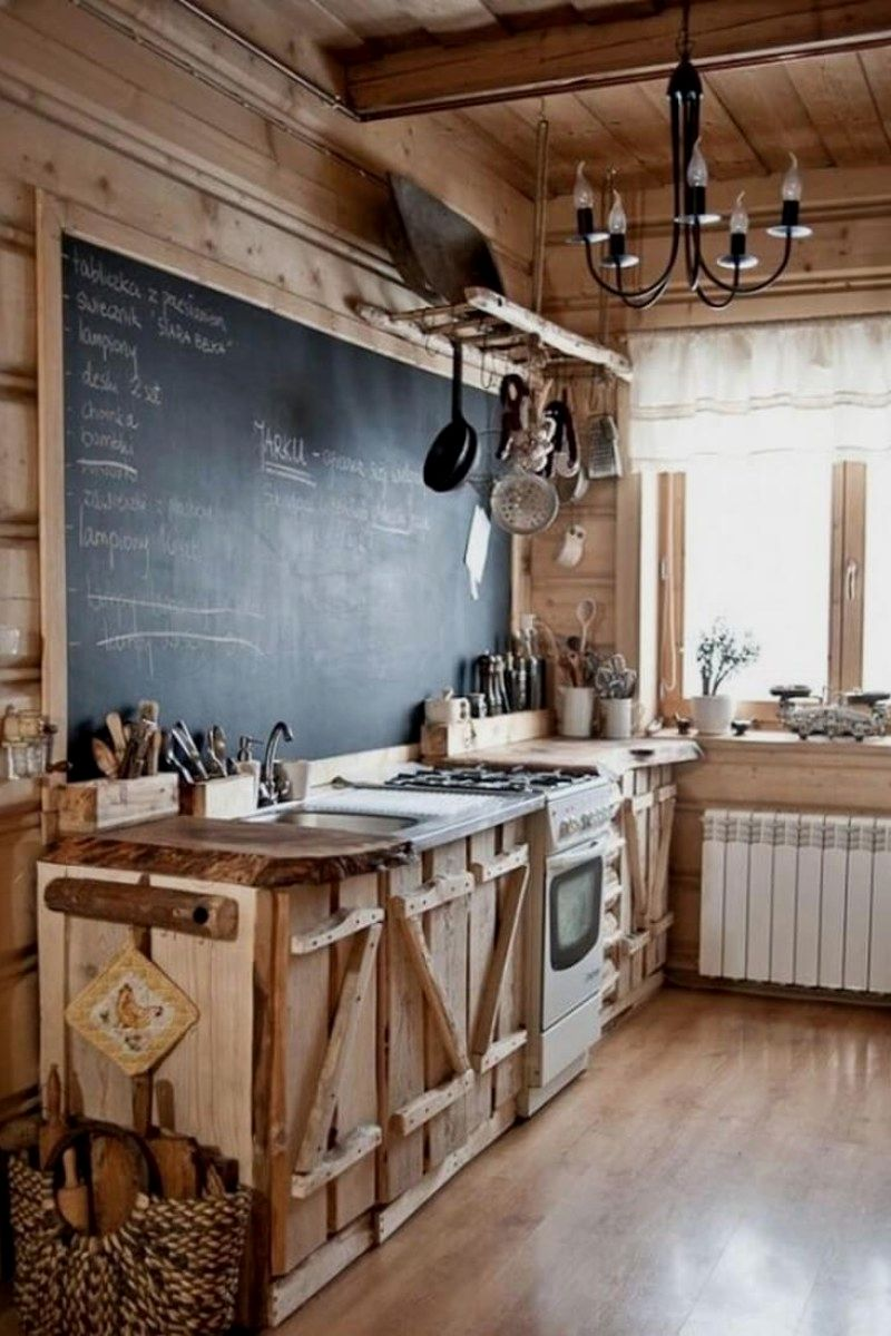 12 Creative Diy Rustic Kitchen Ideas You Should Create For Your Area Decor Designs No 1100