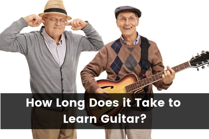 How Long Does it Take to Learn Guitar? Learn guitar, Guitar