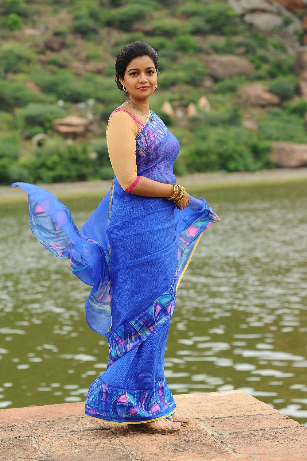 colors swathi tripura, Swathi Stills From Tripura Movie ...