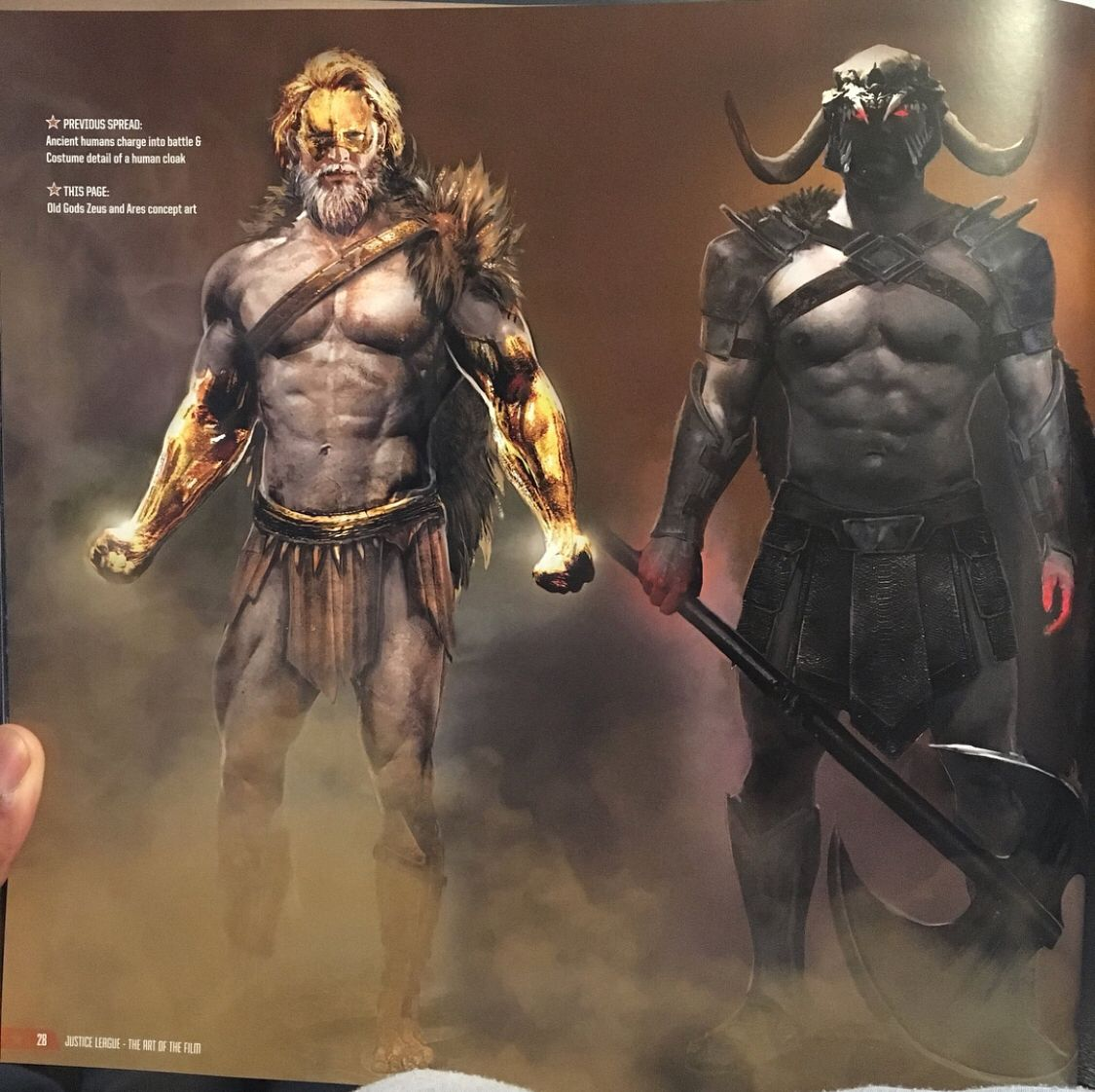Justice League Movie Art Zeus And Ares Justice League Artwork Justice League Art Greek Mythology Art