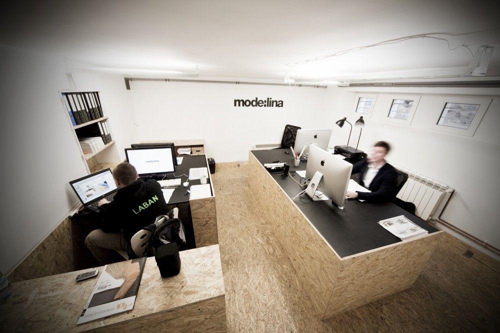 Office   Mode:lina Architekci Z