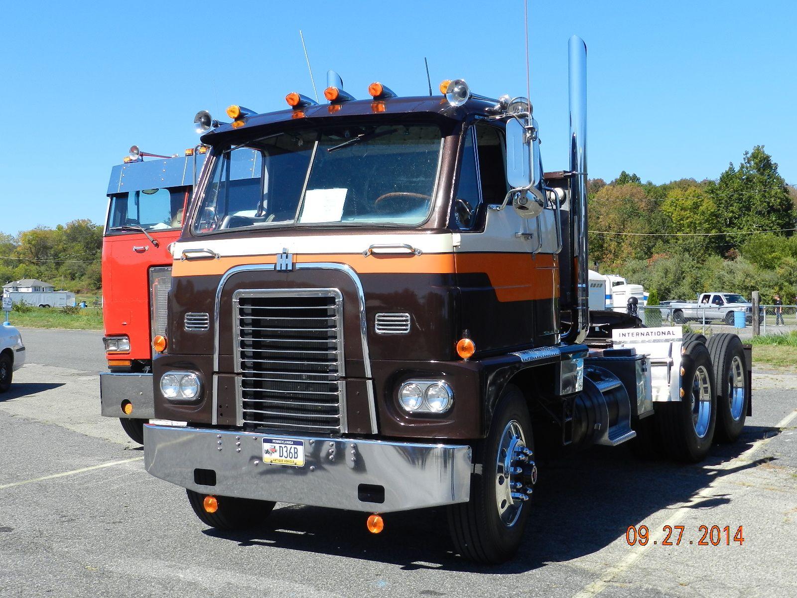 Emeryville ih navistar international trucks