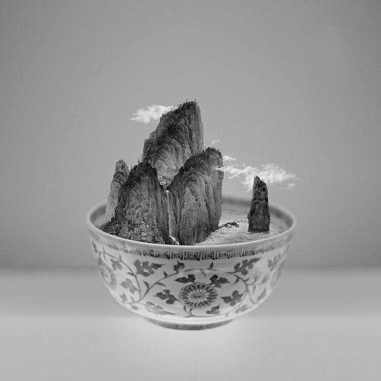 A Bowl of Taipei 杨泳梁-Yang Yongliang