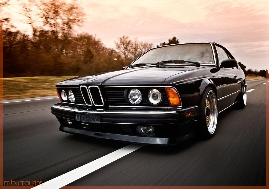 91612 Bmw Classic Cars Bmw Coupe Bmw E24