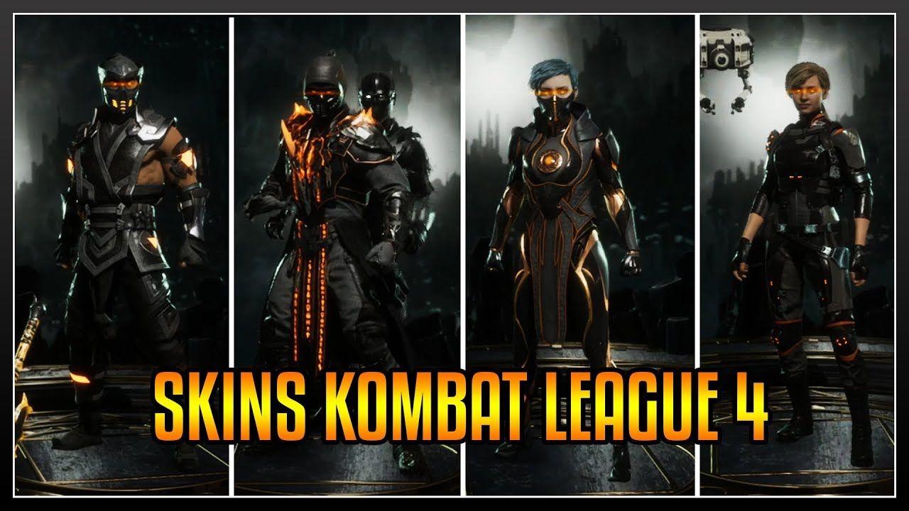 Pin Su Mortal Kombat 11