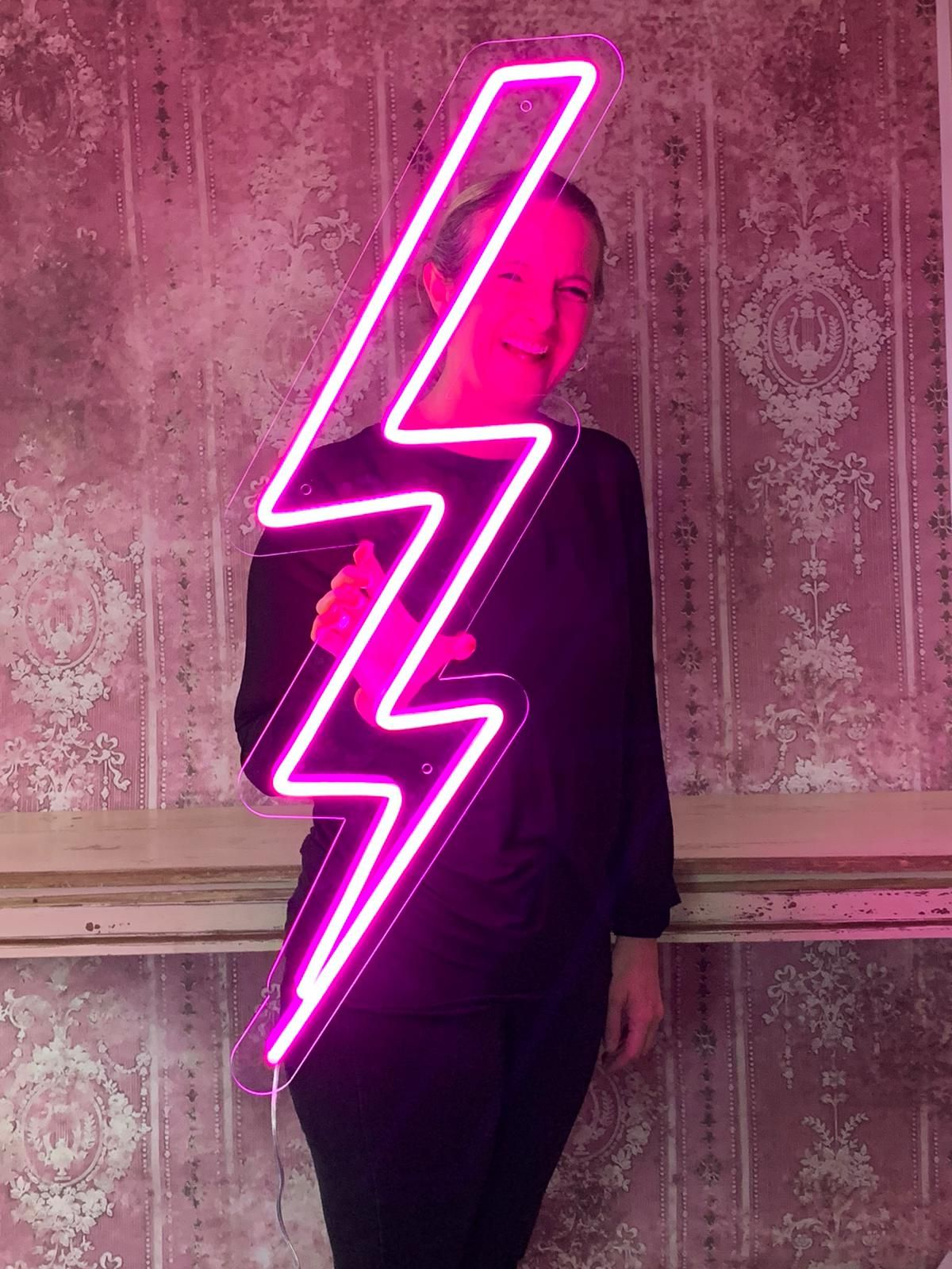Totally Bespoke LED Neon Sign in 2020 Neon signs, Neon