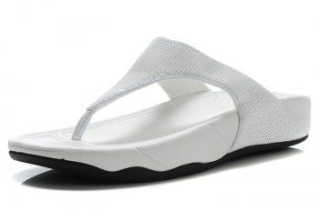 536f930cf6bb91 White Fitflop Electra Thong Sandal nice for you