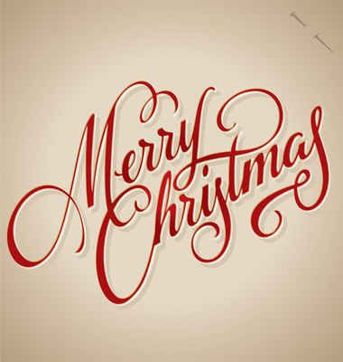 10 Coolest Calligraphic Xmas & New Year's Greetings | Sguardi ...