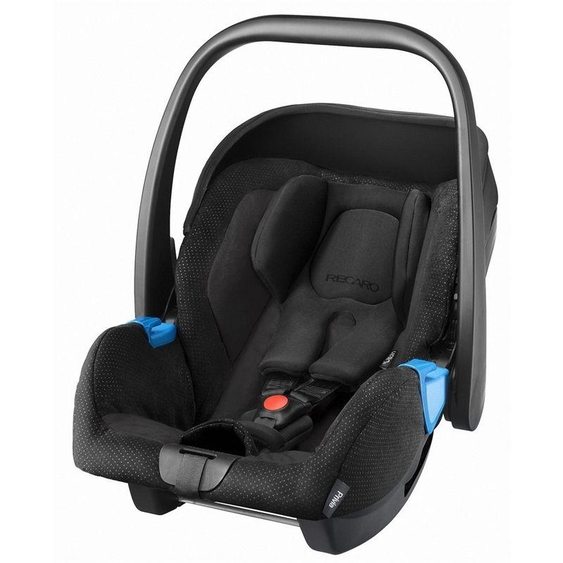 Recaro Privia Car Seat Black Baby car seats, Car seats