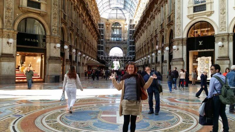 Italia <3 Päiväretki Milanoon
