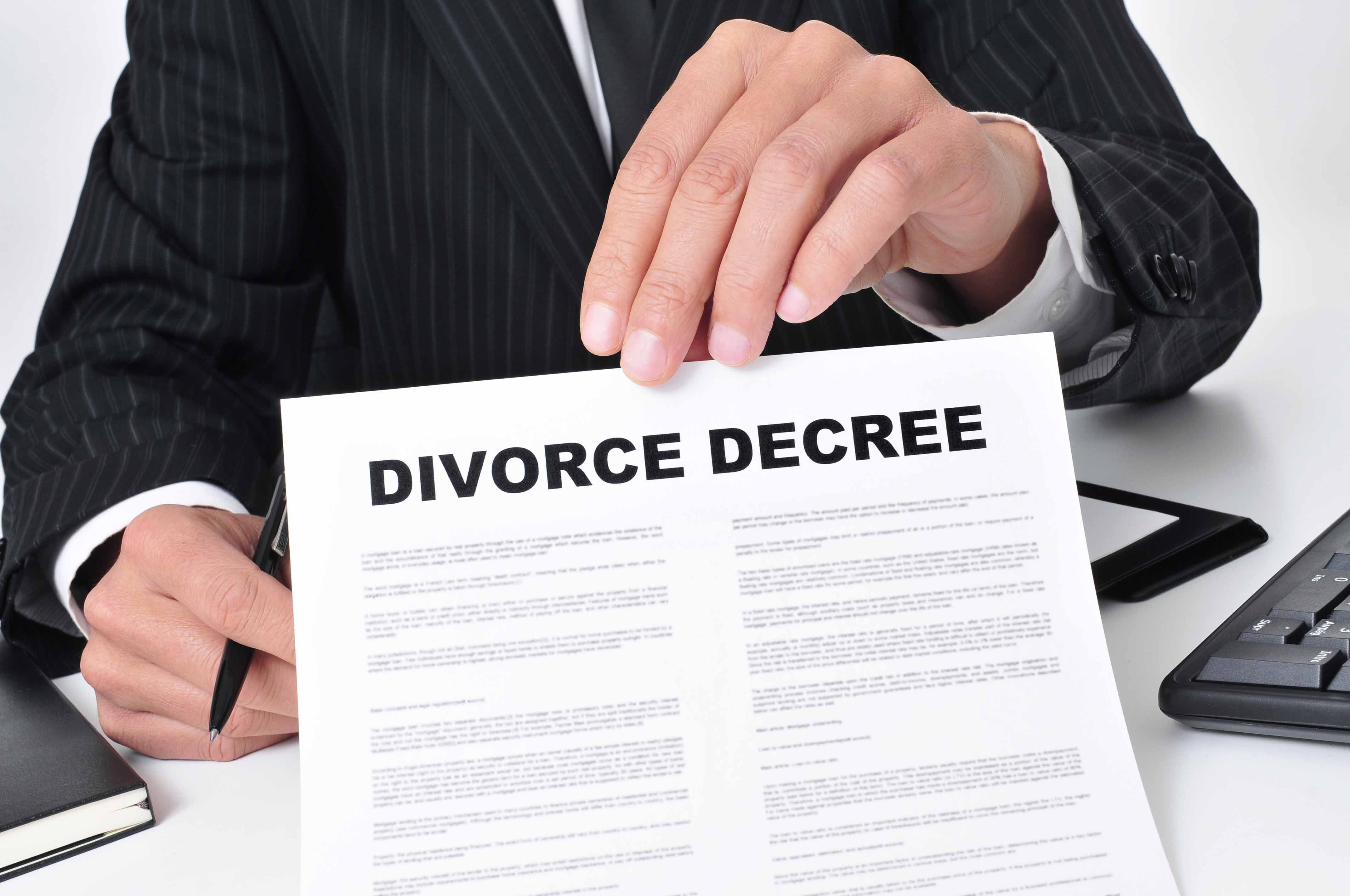 How to File Summary Dissolution in California Decree
