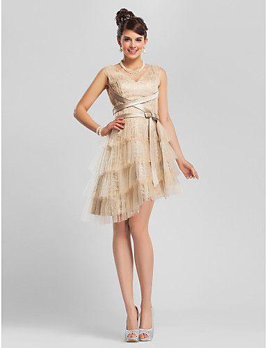 Para comprar vestidos de fiesta cortos