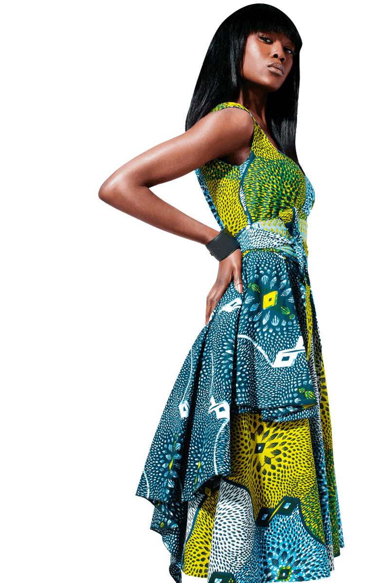 African print cloth and dress ideas latest african fashion