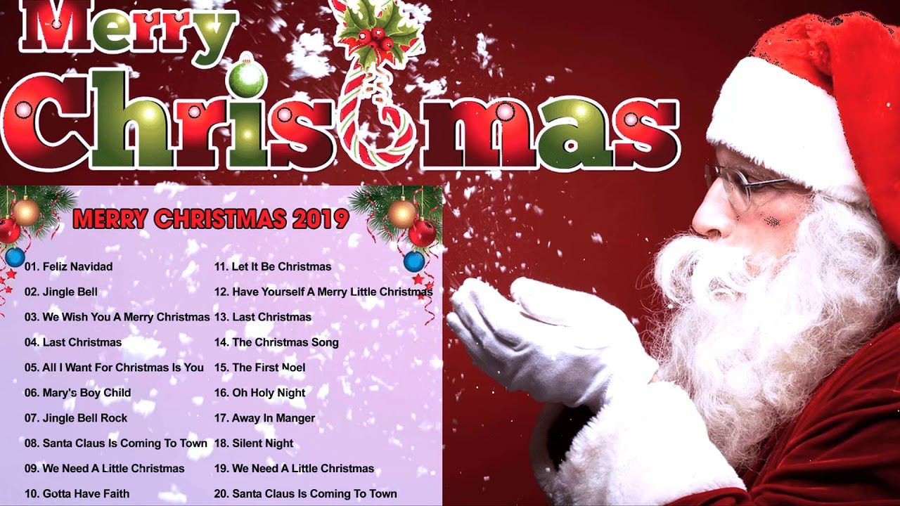 Merry Christmas 2020 Top 100 Christmas Songs Playlist 2020 Best Chri Merry Christmas Song Merry Christmas Images Christmas Songs Playlist