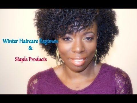 Natural Hair Winter Haircare Regimen 4b 4c Hair Au Naturel