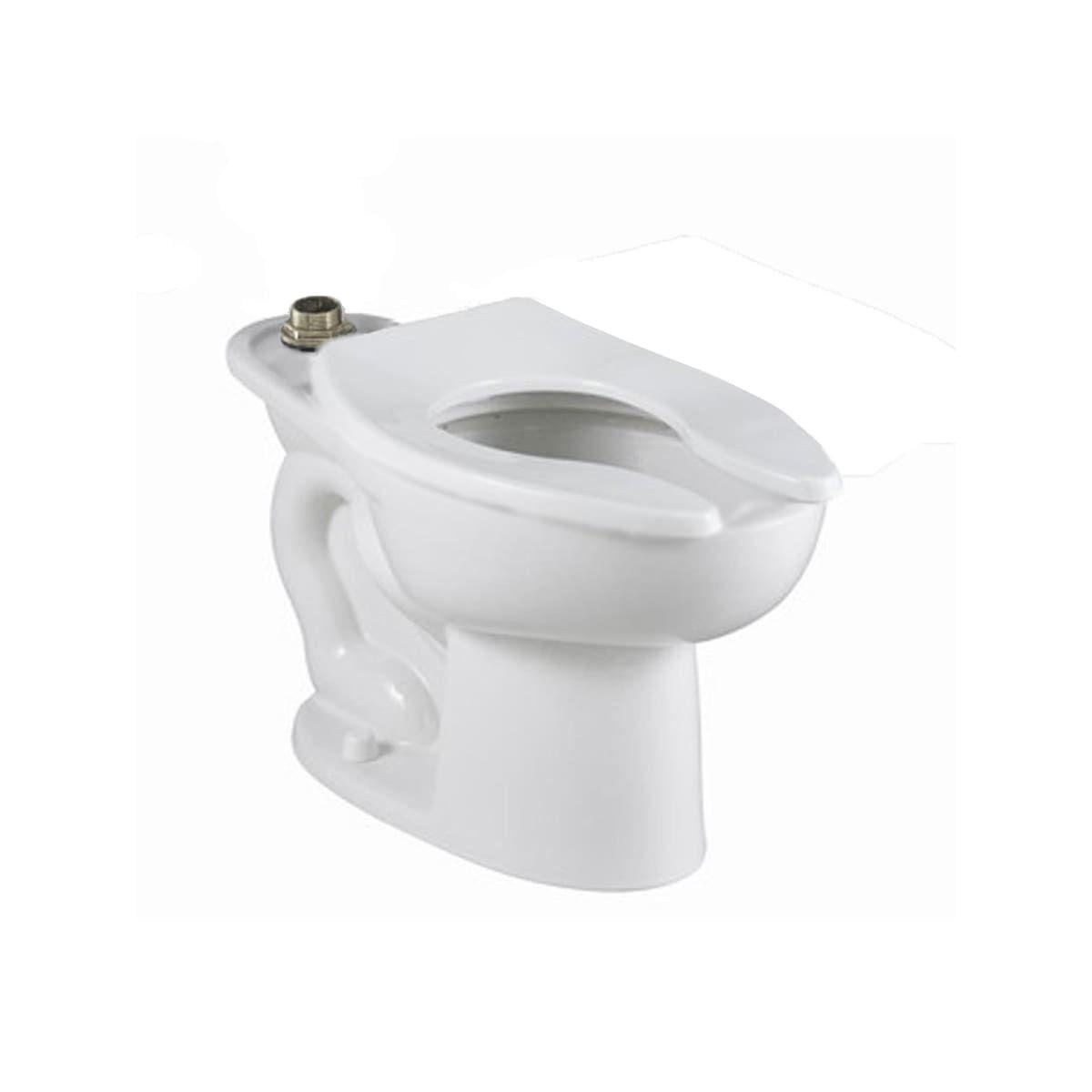 American Standard Toilet Bowl Floor Elongated 16 1 2 In H 3465001 02 White Products American Standard Toilet Toilet Bowl