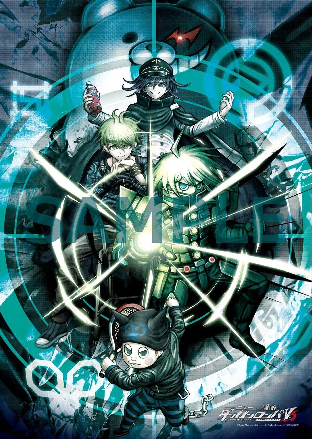K1b0 Ryoma Hoshi Rantaro Amami Kokichi Ouma Danganronpa New Danganronpa V3 Danganronpa Memes Hoshi ryouma is a character from new danganronpa v3. k1b0 ryoma hoshi rantaro amami