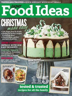 Superfoodideas magazines covers december 2016 food recipes superfoodideas magazines covers december 2016 food recipes menus forumfinder Choice Image