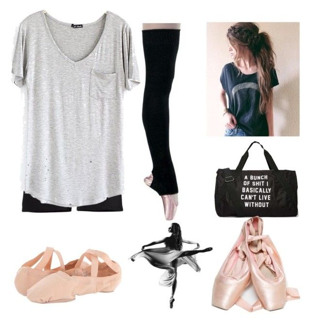 """ballet Maya"" by honeybee-cas on Polyvore featuring Bloch, Patagonia and Capezio"