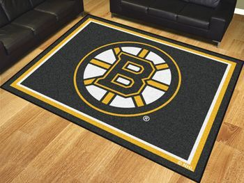 NHL - Boston Bruins 8x10 Rug