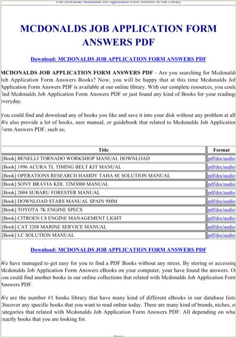 Cv format Download for Job Application Pdf (With images