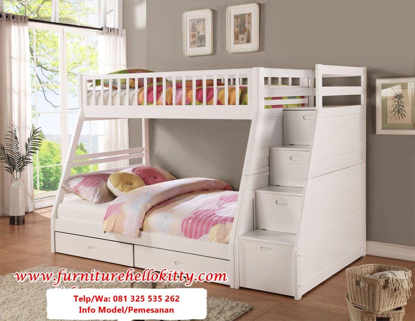 Tempat Tidur Tingkat Susun Anak Anak Di 2020 Tempat Tidur Laci Tempat Tidur Tingkat Tempat Tidur Anak Tempat tidur anak 2 tingkat
