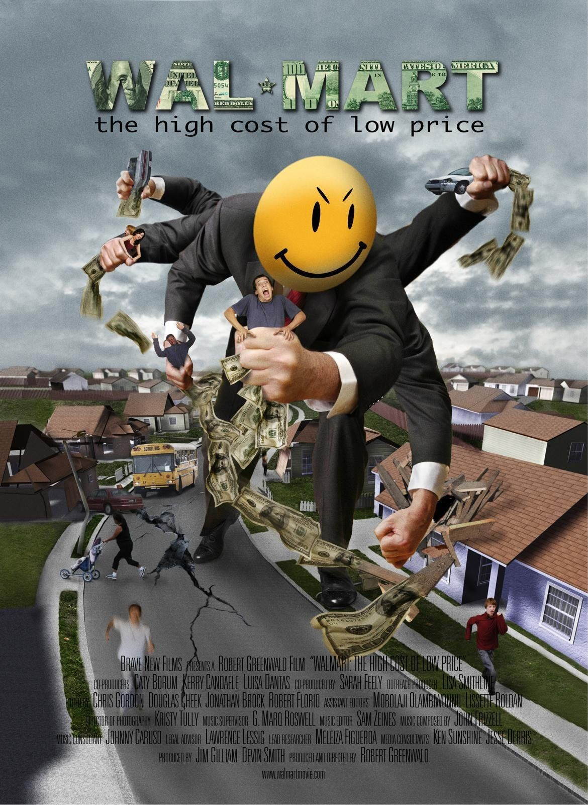 WalMart The High Cost of Low Price Lowest price