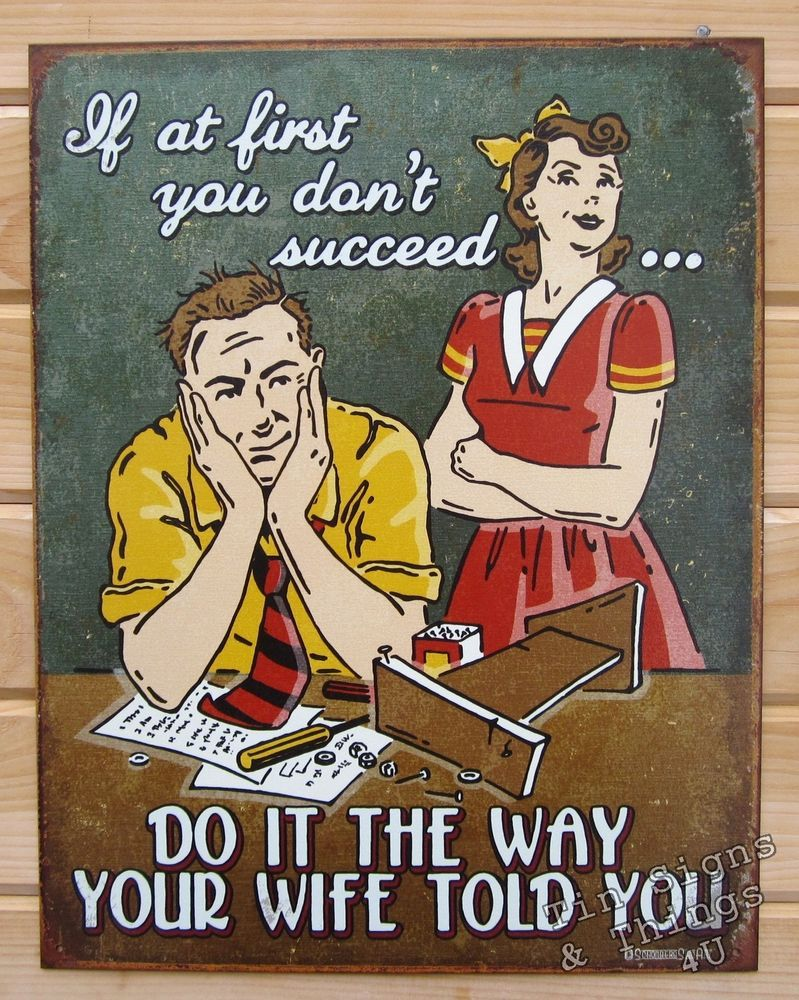 Funny Quotes /& Image Retro Metal Tin Sign Poster for Gift /& Display