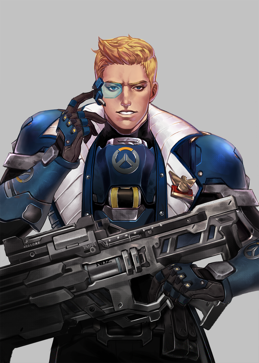 W0rld76 On Twitter Soldier 76 Overwatch Fan Art Overwatch Video Game