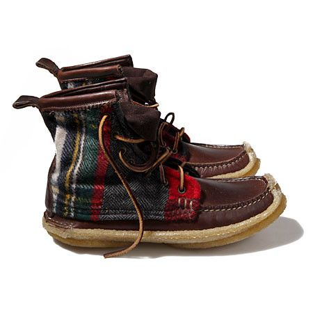 Yuketen : my Boots