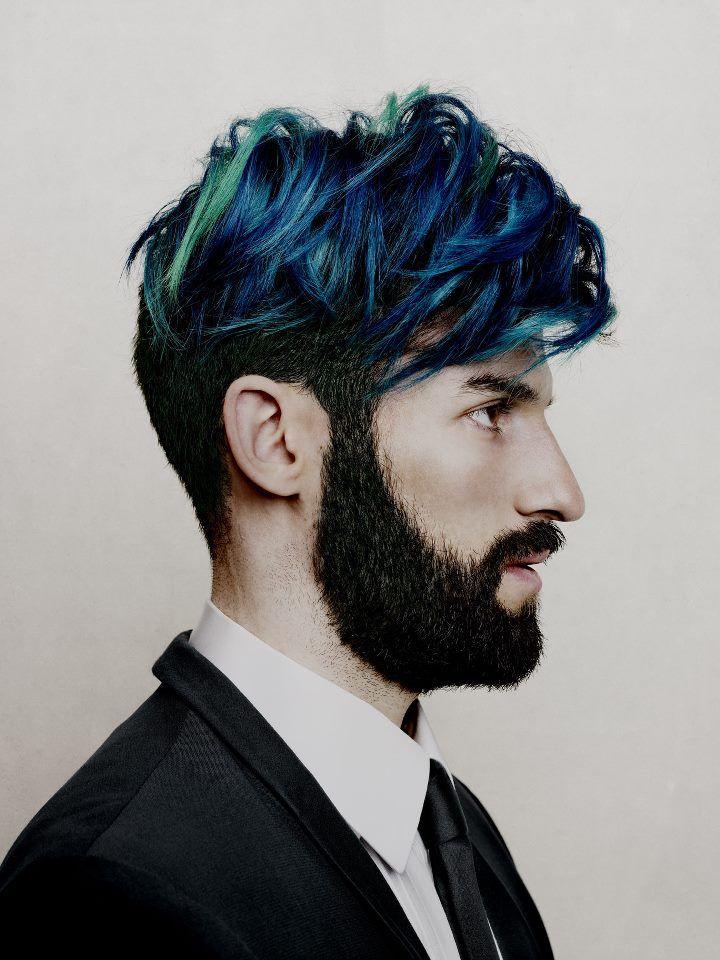 Pin On Men Hair Makeup By Jazz Mang