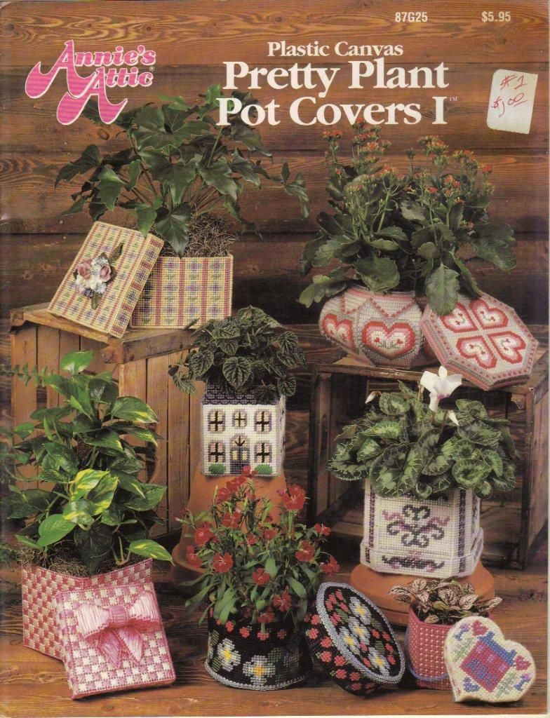 Pretty plant pot covers pg