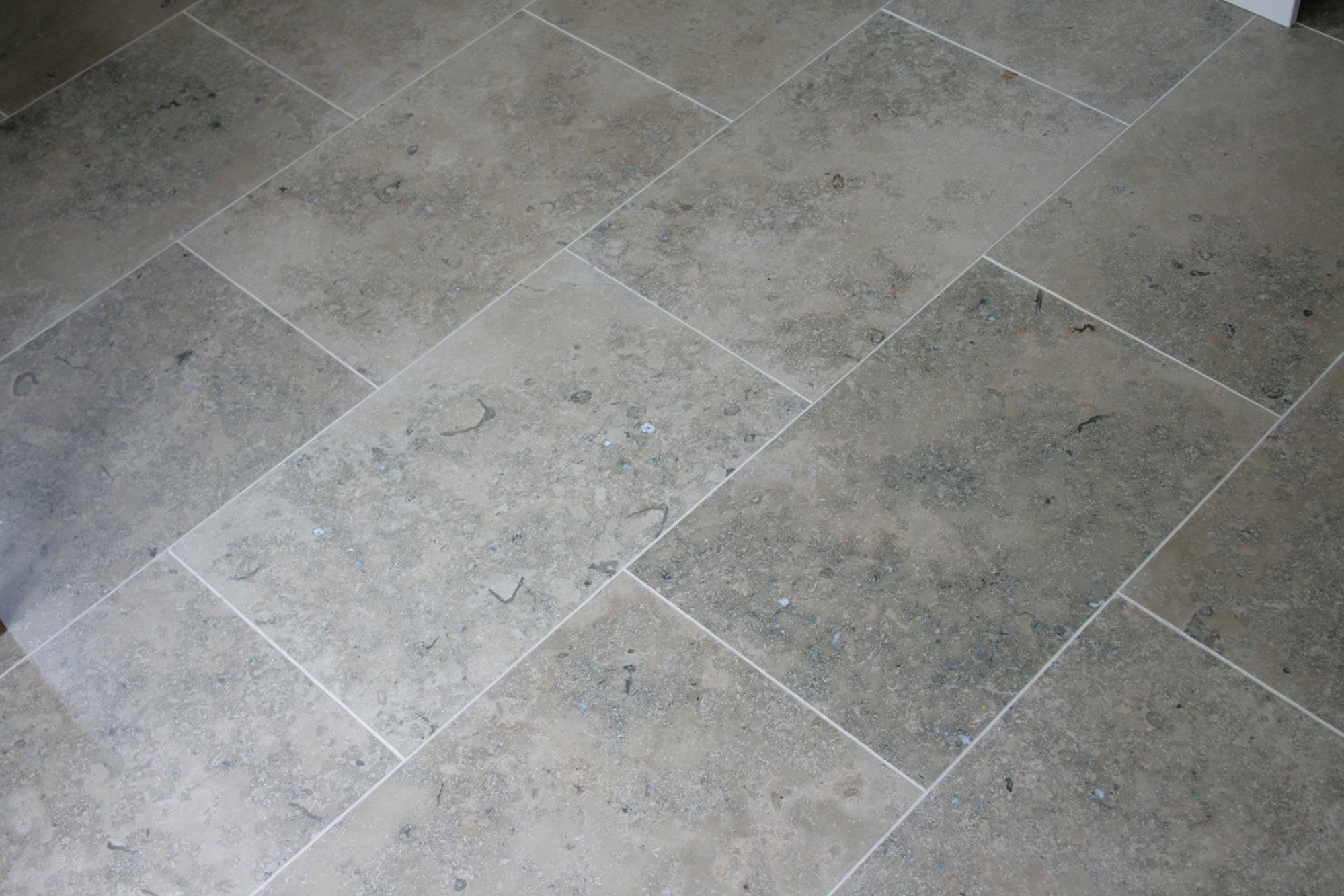 Inspiring Grey Tile Floor #11 Grey Slate Bathroom Floor
