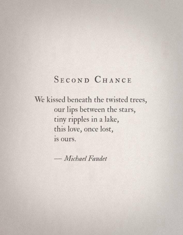 33 Michael Faudet Tumblr Direi Chance Quotes Love Quotes