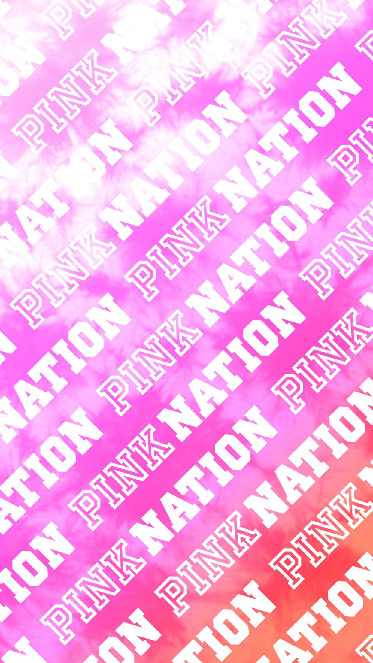 Pin by Giovanna Flores on PINK NATION Vs pink wallpaper