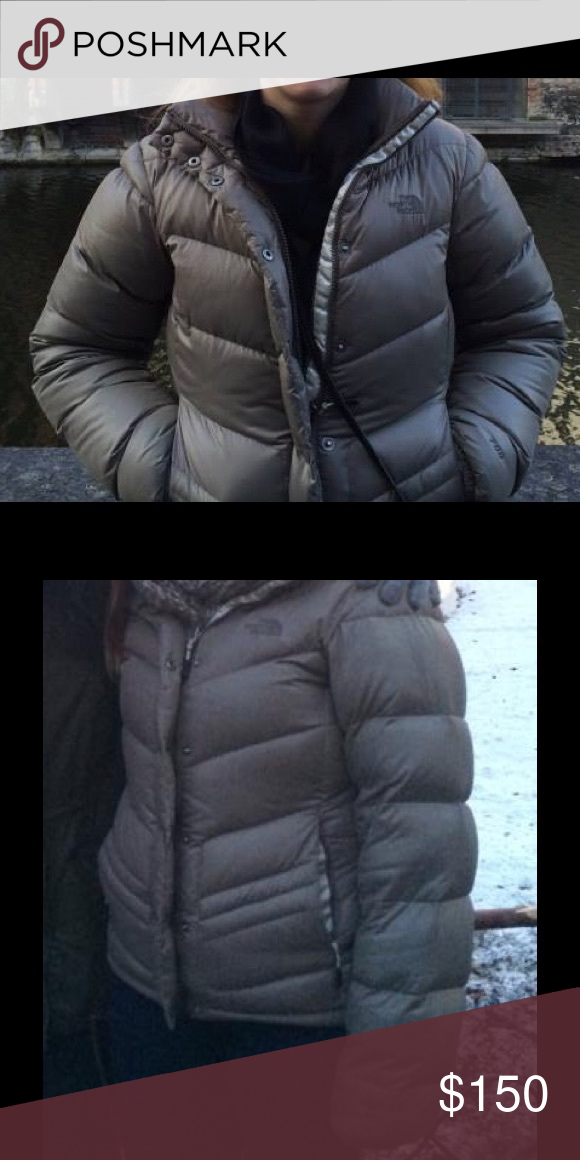 fb7f797e6c THE NORTH FACE 007 Down Jacket Tan Thick 007 winter jacket. No signs for of