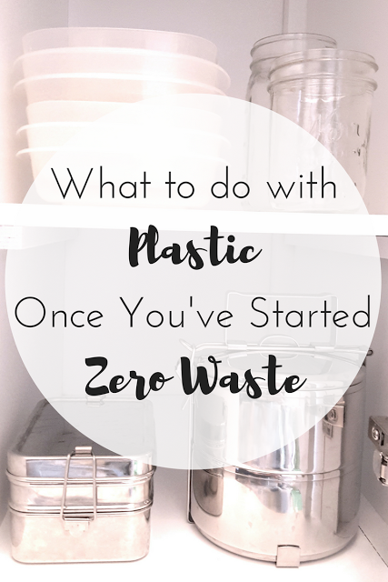 What To Do With Plastic When Living Zero Waste - Zero Waste Nerd