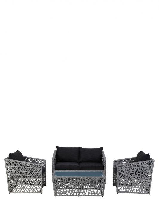 A Beijing 4 Piece Wicker Sofa Set Littlewoods Com Home And Garden Design Ideas Wicker Sofa Wicker Bedroom Wicker
