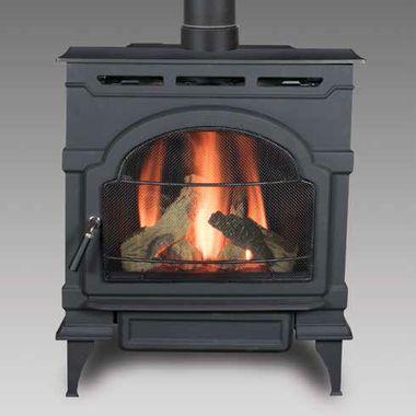 Majestic Oxford Cast Iron Gas Stove Direct Vent Gas Stove Gas Stove Natural Gas Stove
