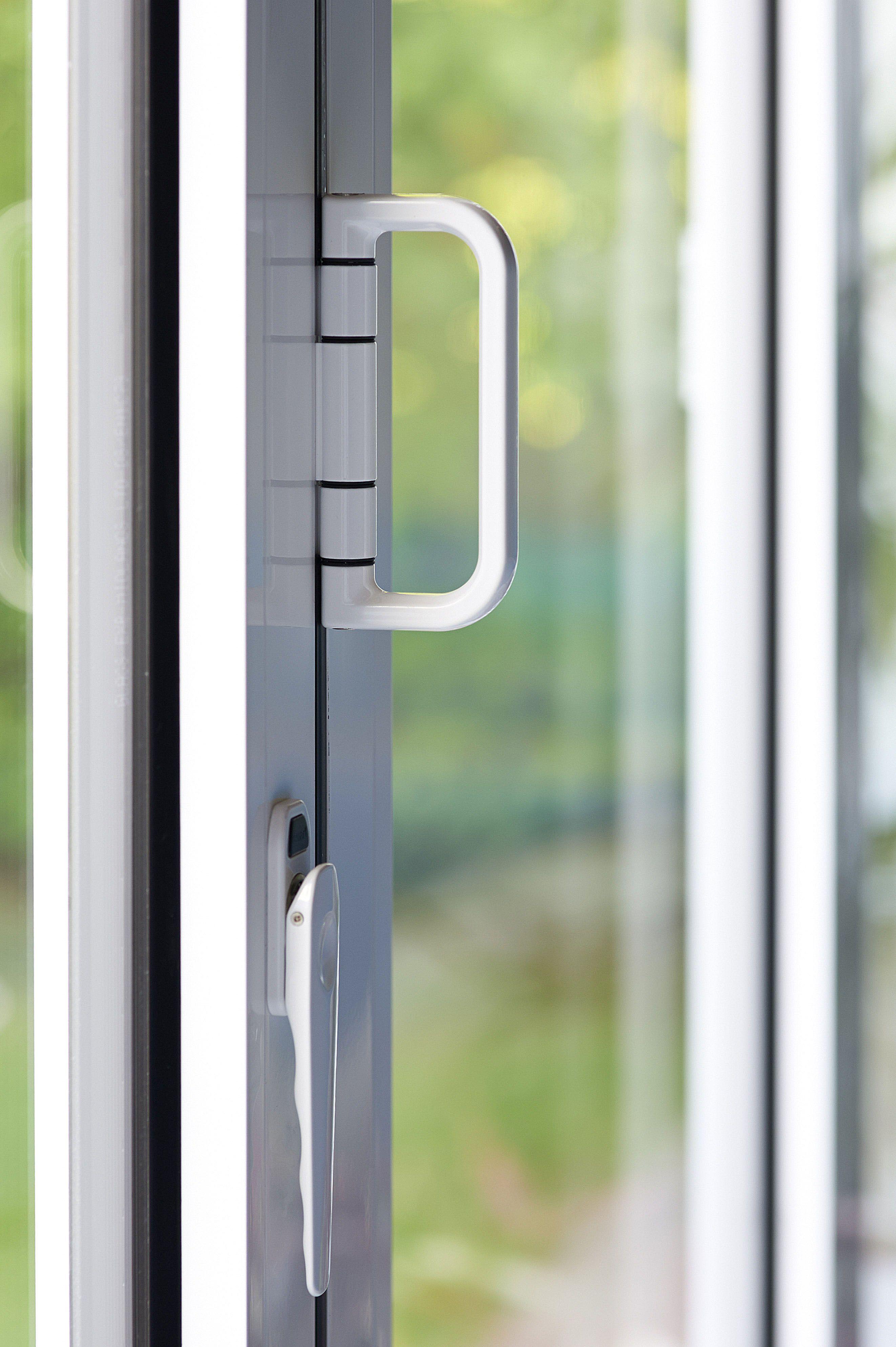 Real Aluminium Bi Fold Door Extend Your Home Into Your Garden Bifold Doors Folding Doors Sliding Door Panels