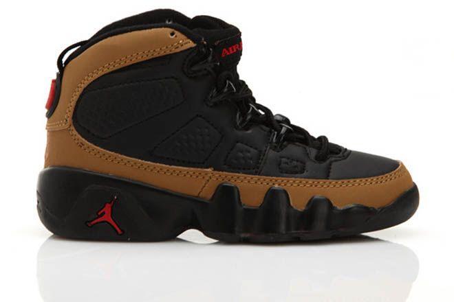 Big Discount 66 OFF Air Jordan 9 IX Olive Black Light Olive Varsity Red AIR Shoes JFRry