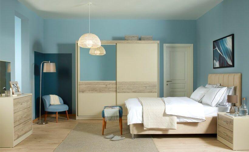 Daha Keyfiyyətli Bir Yuxu Ucun 5 Yataq Otagi Dizayni Numunəsi In 2021 Bedroom Decor Bedroom Mattress Room