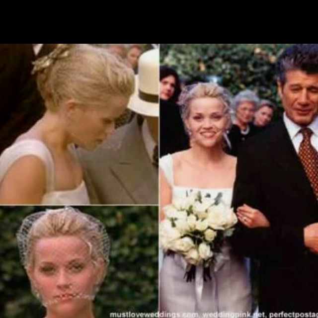 Love Reese Witherspoon\'s wedding hair in Sweet Home Alabama ...